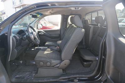 2012 Nissan Frontier SV