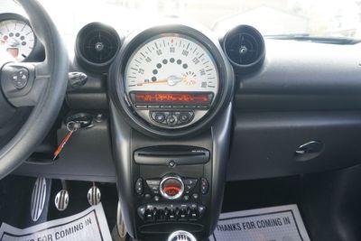 2013 MINI Cooper Paceman S ALL4