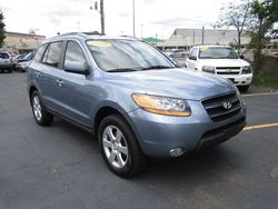 2009 Hyundai Santa Fe Limited, Clean Carfax, One Owner