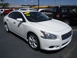 2013 Nissan Maxima 3.5 S, One Owner, Clean Carfax