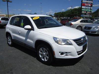 used 2010 volkswagen tiguan s at green leaf auto sales
