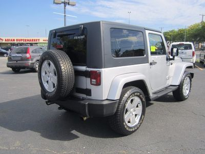 Used 2007 Jeep Wrangler Sahara, Hard Top and Soft Top at Green Leaf