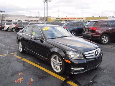 Used 2013 MercedesBenz CClass C300 Luxury Navigation Backup