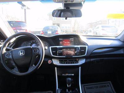 Marvelous EX L 2013 Honda Accord Cpe, Backup Cam, 1 Owner!