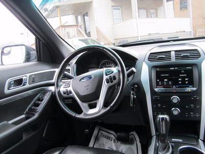 Ford Explorer Xlt Navigation Backup Camera