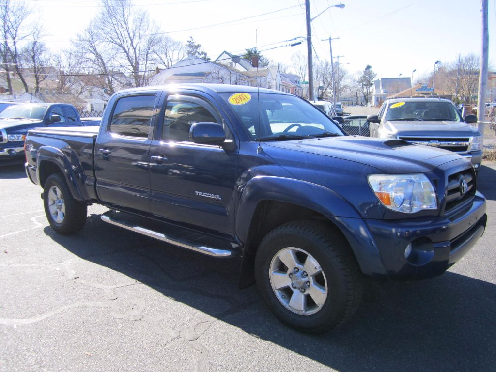 Photos of a Used 2007 Toyota Tacoma Brand New Frame, Crew Cab, Clean ...