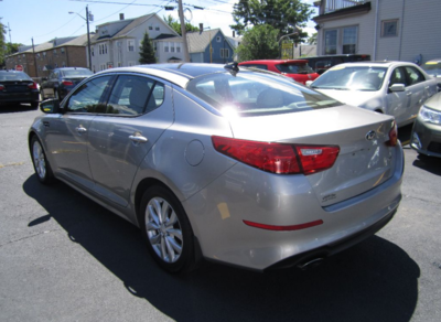 2014 Kia Optima EX, Clean Carfax, One Owner!
