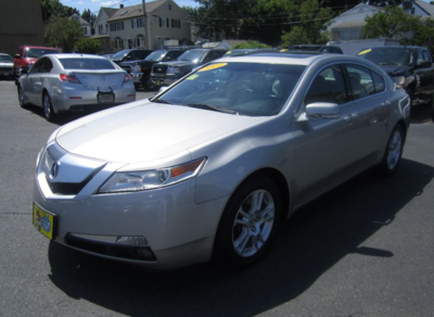 2011 Acura TL Leather, Sunroof, Clean Carfax!