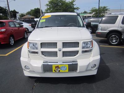 2010 Dodge Nitro SXT, Limited Edition, Leather, Sunroof!