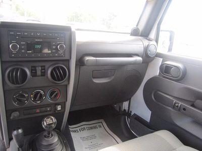 2007 Jeep Wrangler Sahara, Clean Carfax, Hard/Soft Tops!