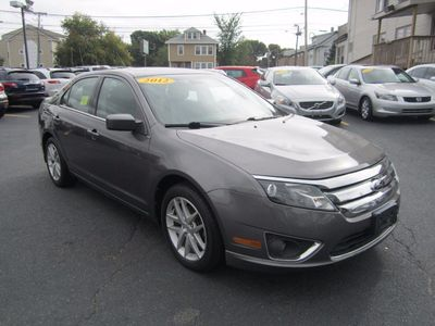 2012 Ford Fusion SEL, AWD, Clean Carfax, 1 Owner!