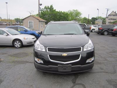 2012 Chevrolet Traverse LT w/1LT, One Owner!
