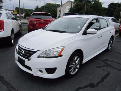 2014 Nissan Sentra SR, Clean Carfax, One Owner!