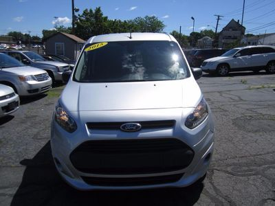 2015 Ford Transit Connect XLT, Clean Carfax, One Owner!