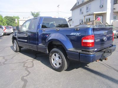 used 2007 ford f-150 stx, 4.6 engine, flareside, one owner! at green