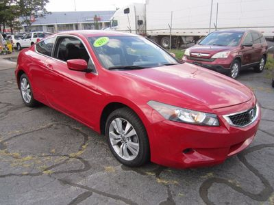 2010 Honda Accord Cpe EX-L