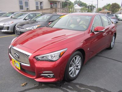 Used Infiniti Q Premium Factory Warranty Nav Clean Ca At - Infiniti warranty