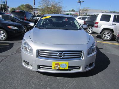 2012 Nissan Maxima 3.5 SV, Clean Carfax, One Owner, Backup