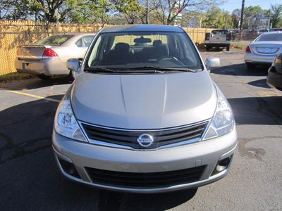 2011 Nissan Versa 1.8 S, Clean Carfax, One Owner Vehicle!