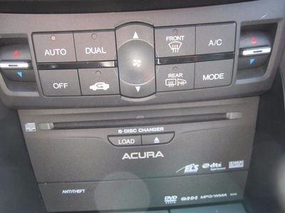 2009 Acura TSX Technology Package, Back Up Cam!