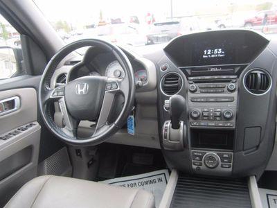 2012 Honda Pilot EX-L, Navigation, Clean Carfax!