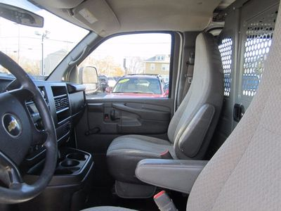 2011 Chevrolet Express Cargo Van Clean Carfax, One Owner!