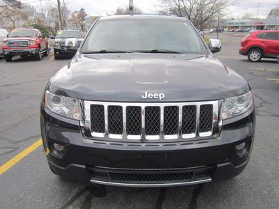 2013 Jeep Grand Cherokee Limited, Clean Carfax!