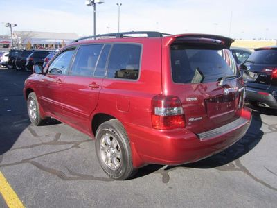 2007 Toyota Highlander w/3rd Row, One Owner, Clean Carfax!