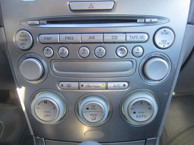 2004 Mazda MAZDA6 S, Clean Carfax!
