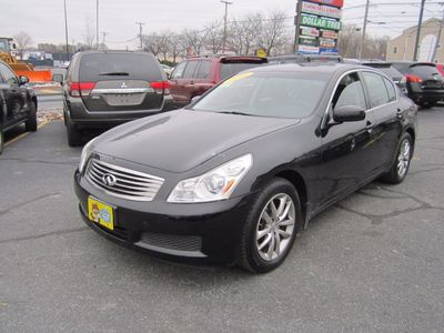 2008 Infiniti G35 Sedan X, AWD, Clean Carfax!