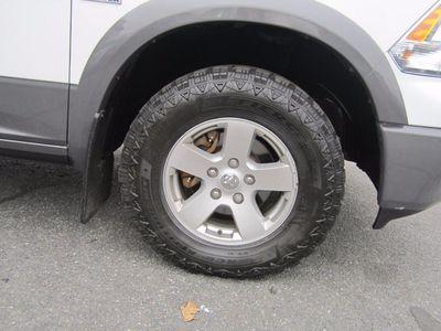 2010 Dodge Ram 1500 TRX, 5.7l V8 HEMI