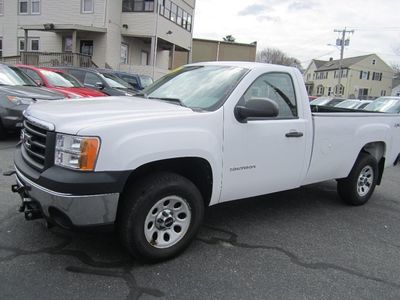2011 GMC Sierra 1500 Work Truck,3 Plug Minute Mount Fisher
