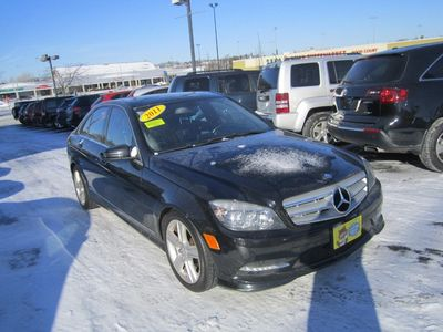 2011 Mercedes-Benz C 300 Navigation, Clean Carfax, One Owne