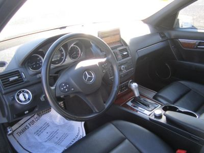 2011 Mercedes-Benz C 300 C 300 Navigation, Clean Carfax, One Owne