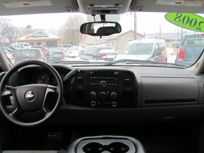 2008 Chevrolet Silverado 1500 Work Truck, Clean Carfax!