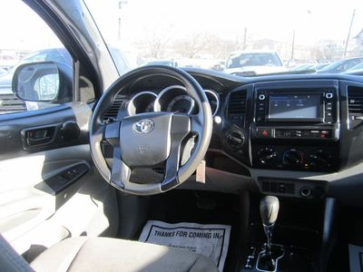 2014 Toyota Tacoma Clean Carfax, One Owner!
