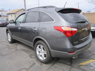 2010 Hyundai Veracruz Limited, Sunroof, 7 Passenger, AWD