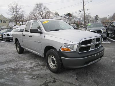 2011 RAM 1500 ST, 1 Owner, Clean Carfax!