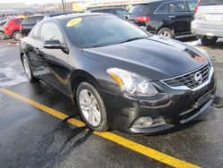 2011 Nissan Altima 2.5 S, Leather, Sunroof, Clean Carfax!