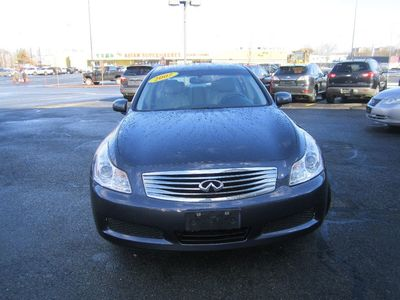 2007 INFINITI G35 x, Nav, Clean Carfax, One Owner!