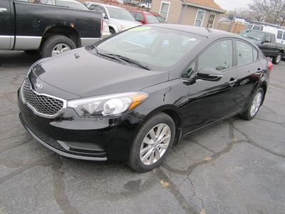 2014 Kia Forte LX, Clean carfax, 1 Owner