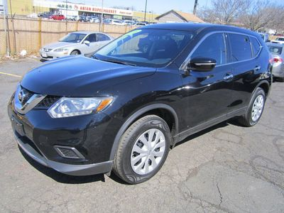 2014 Nissan Rogue S, Clean carfax, 1 owner, bacup camera!