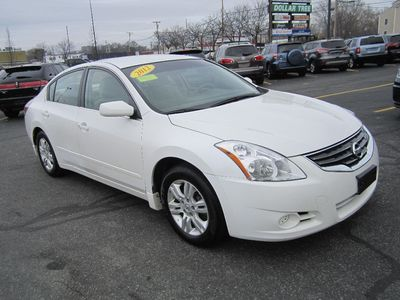 2012 Nissan Altima 2.5 S, Clean Carfax!