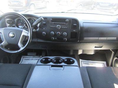 2009 Chevrolet Silverado 1500 LT, w/ MM2 Fisher Plow