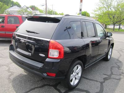 2011 Jeep Compass Latitude, 1 owner!