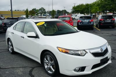 2013 Acura TSX Clean Carfax, One Owner!