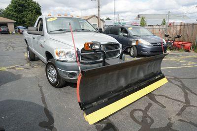 2009 Dodge Ram 2500 ST, Hiniker C Plow! Clean Carfax!