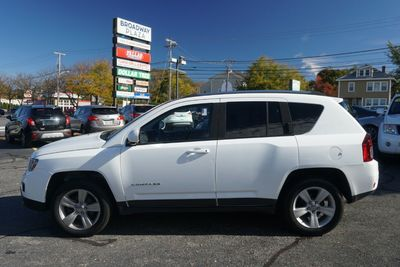 2016 Jeep Compass High Altitude Edition, Clean Carfax, One