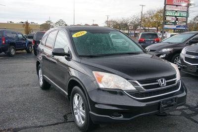 2010 Honda CR-V EX-L, Leather, Sunroof, Clean Carfax!