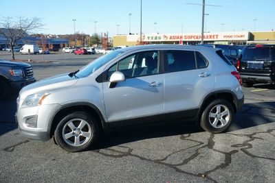2016 Chevrolet Trax LS, Always serviced, One Owner!